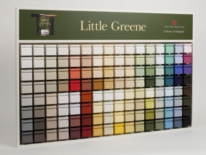 Little Greene Large Colour Wall